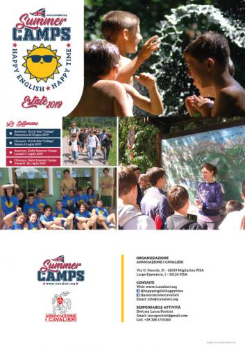 DAILY SUMMER CAMP, SUMMER CAMPS & SUMMER CAMPUS EXP